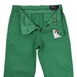 Polo Ralph Lauren Pants Size W30, L34 Slim - Green