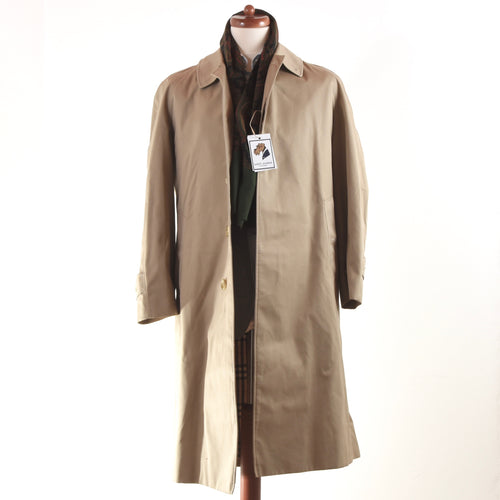 Burberrys Mac/Trench Size 44 - Tan