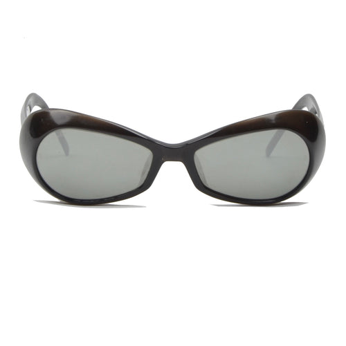 Bausch & Lomb Ray-Ban W2635 Noan Sunglasses - Dark Grey/Black