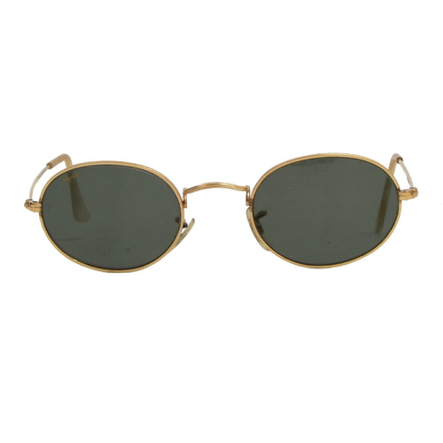 Bausch & Lomb Ray-Ban W0976 Round Sunglasses - Gold