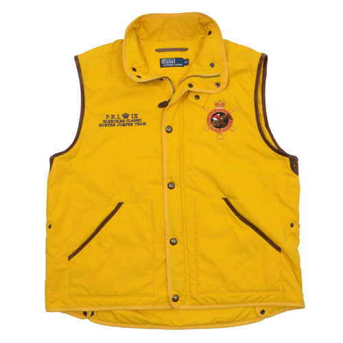 Polo Ralph Lauren Bleecker Vest Size XL - Yellow