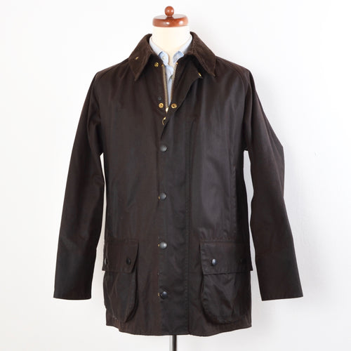 Barbour Beaufort Waxed Jacket A190 Size C44/112cm - Brown
