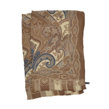 Load image into Gallery viewer, R di Ratti Silk Dress Scarf - Paisley