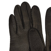 Load image into Gallery viewer, Unlined Peccary Gloves  - Dark Grey