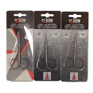 Rubis Switzerland Nail and Cuticle Scissors 9 cm