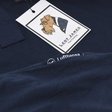 Load image into Gallery viewer, Van Laack for Lufthansa First Class Pyjamas Size XL/XXL - Navy Blue