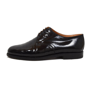 Ludwig Reiter Patent Leather Tuxedo Shoes Size 9 - Black