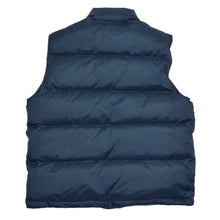 Load image into Gallery viewer, Vintage Valentino Sport Down Vest Size 54 - Navy