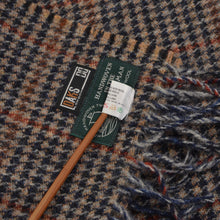 Load image into Gallery viewer, DAKS Manx Tweed Scarf - Plaid