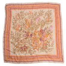 Load image into Gallery viewer, Vintage Christian Dior Silk Scarf - Floral