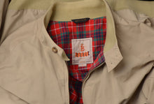 Load image into Gallery viewer, Baracuta G9 Harrington Jacket Size 48 - Tan