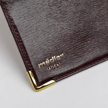 Load image into Gallery viewer, Mädler Leather Business Card Wallet - Burgundy