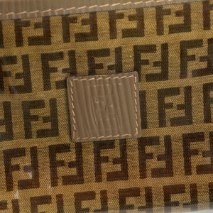 Vintage Fendi Travel Bag/Pouch - Small