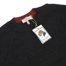 Load image into Gallery viewer, Ermenegildo Zegna Wool Sweater Size 54/XL - Charcoal