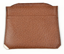 Load image into Gallery viewer, Valextra Milano Coin Wallet/Purse - Brown