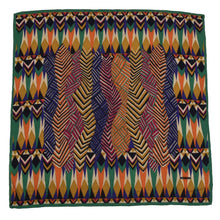 Load image into Gallery viewer, Vintage Missoni Abstract Print Silk Scarf