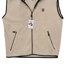 Load image into Gallery viewer, Fjäll Räven Fleece Vest Size L - Beige