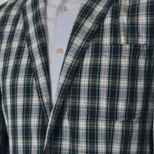 Load image into Gallery viewer, Polo Ralph Lauren Madras Cotton Jacket Size 40 - Plaid