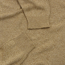 Load image into Gallery viewer, Ermenegildo Zegna 100% Silk Sweater Size XL - Gold Flecked