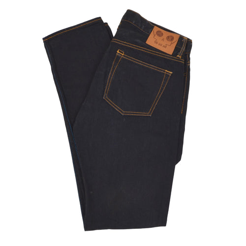 Japan Blue Selvedge Jeans Model Size W33 JB0404 - Blue