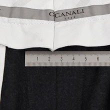 Load image into Gallery viewer, Canali 1934 Wool Flannel Pants - Charcoal
