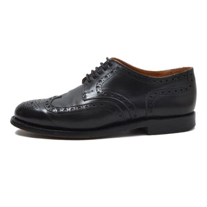 Ludwig Reiter Budapester Shoes Size 7.5 - Black