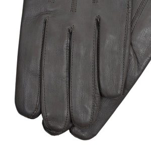 ESDU Leather Gloves Size 8 - Grey
