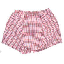 Load image into Gallery viewer, NOS Paolo Furatti Roma Boxer Shorts Size - Plaid