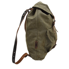 Load image into Gallery viewer, 1955 Swiss Military Rucksack - Salt & Pepper