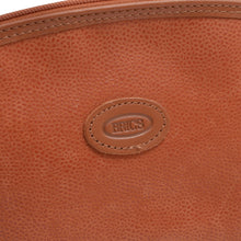 Load image into Gallery viewer, Bric's Toiletry Bag - Tan/Orange
