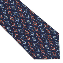 Load image into Gallery viewer, Hermès Paris Silk Tie 7798FA - Tulips