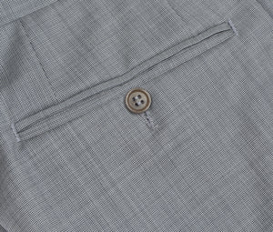 Canali 1934 Wool Suit Size 52 - Light Grey
