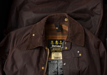 Load image into Gallery viewer, Barbour Beaufort Waxed Jacket Size C38/97cm - Brown