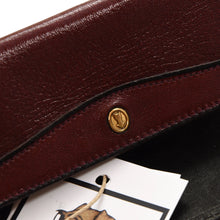 Load image into Gallery viewer, Goldpfeil Keychain/Wallet Case - Burgundy