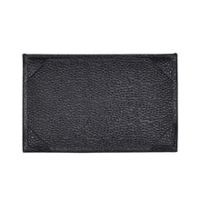 Load image into Gallery viewer, R. Horns Wien Notepad Wallet - Black