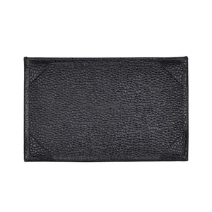 R. Horns Wien Notepad Wallet - Black
