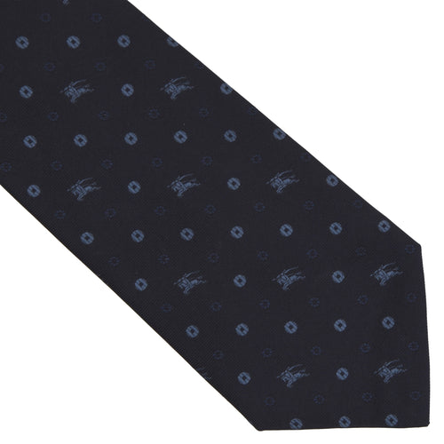 Burberry London Tie - Navy Blue Prorsum Knights