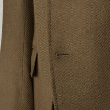Load image into Gallery viewer, Façonnable x Cantarelli Cashmere Silk Jacket Size 52 - Golden Green/Brown