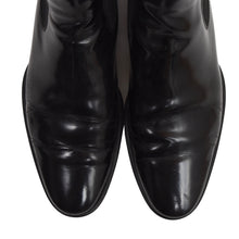 Load image into Gallery viewer, Tod's Patent Leather Chelsea Boots Size 9 - Black