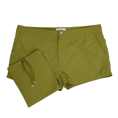 Hermès Paris Swim Shorts Size XXL - Pistachio Green
