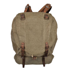 Load image into Gallery viewer, 1959 Swiss Military Rucksack - Salt & Pepper