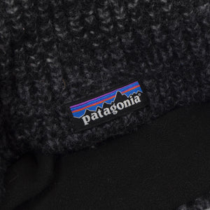 Patagonia Wool Blend Beanie/Stocking Hat - Grey