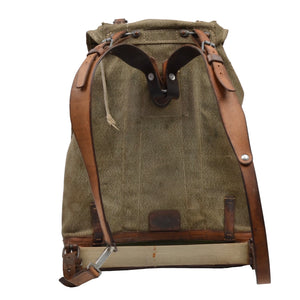 1959 Swiss Military Rucksack - Salt & Pepper