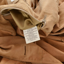 Load image into Gallery viewer, Marchiol Unlined Leather Jacket Size 54 - Tan