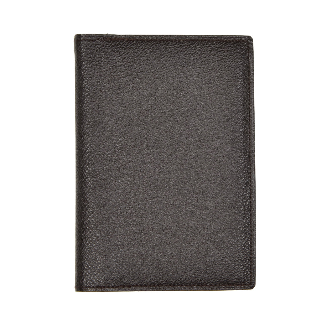 Montblanc Vintage Leather Address Book 1962-63 - Brown