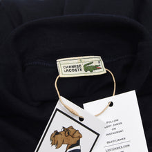 Load image into Gallery viewer, 2x Vintage Lacoste Wool Turtleneck Sweaters Size 5 - Green & Navy Blue