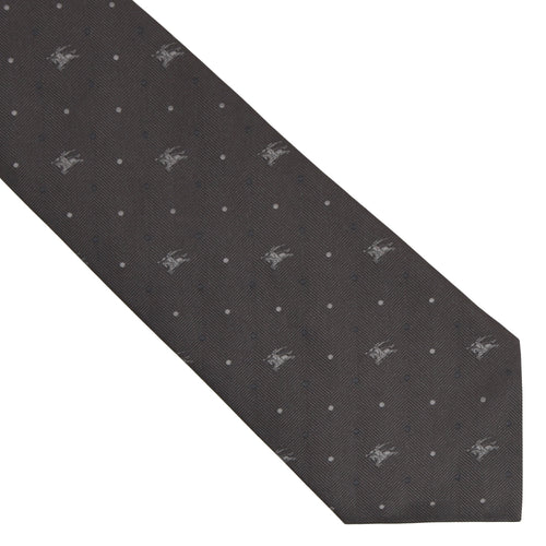 Burberry London Tie - Grey Prorsum Knights