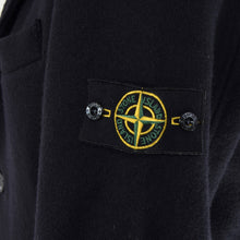 Load image into Gallery viewer, Stone Island Boiled Wool Jacket - Navy