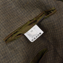 Load image into Gallery viewer, Seidl Traditional 1/4 Lined Linen/Wool Janker/Jacket Size 54 - Green