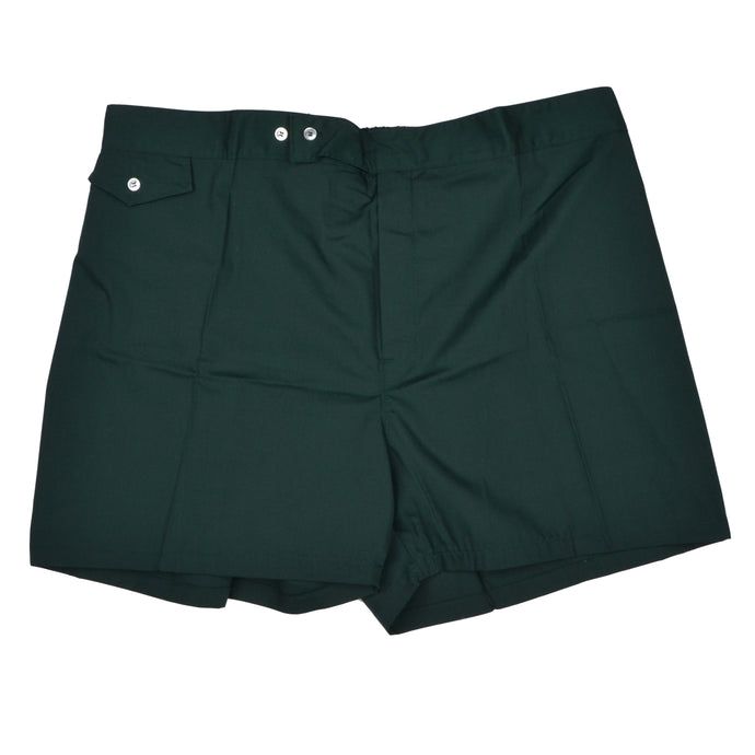 Vintage NOS Swim Shorts Size XL - Dark Green